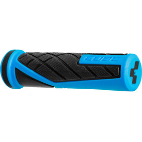Cube Performance Bike Grips blue/black